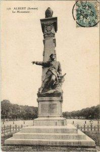 CPA ALBERT Monument (17843)