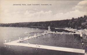 Swimming Pool Camp Tamiment Tamiment Pennsylvania Artvue