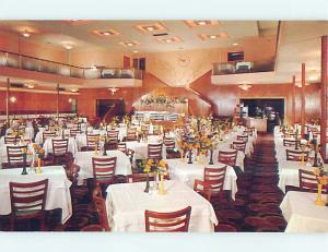 Unused Pre-1980 ONTRA CAFETERIAS RESTAURANT Los Angeles California CA p5532-22