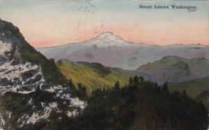 Washington Mount Adams Curteich