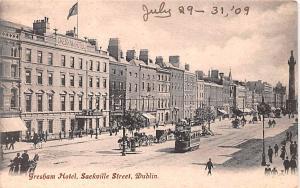 Dublin Ireland Gresham Hotel, Sackville Street Dublin Gresham Hotel, Sackvill...