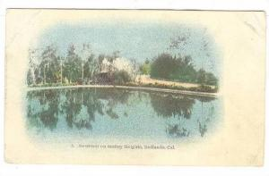 S.Reservoir on Smiley Heights,Redlands,California,00-10s