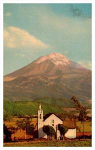 4745  Mexico  El Volcan Popocatepetl   Volcano