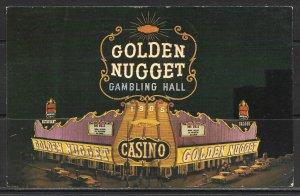Nevada, Las Vegas - Golden Nugget - [NV-027]