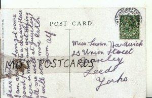 Genealogy Postcard - Hardwick - Union St - Guiseley - Leeds - Yorks - Ref 9590A
