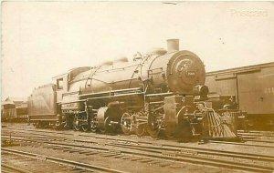 Railroad, D & H. Engine No. 1600, Class H 0-8-8-0 Super Heated, RPPC