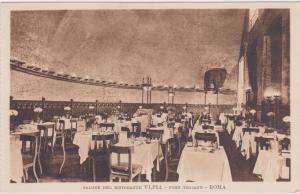 Salone del Restorante VLPIA - Roma , Italy , 1900-10s