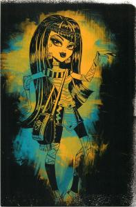 Monster High by Panini 2011 Mattel Inc. card 085