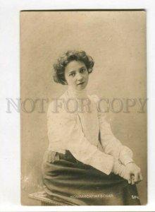 3099143 KOMMISSARZHEVSKAYA Russian DRAMA Actress Star Old PHOTO