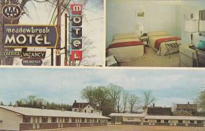 Meadowbrook Motel , St Stephen , New Brunswick , Canada , 40-60s
