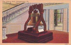 The Liberty Bell Philadelphia Pennsylvania