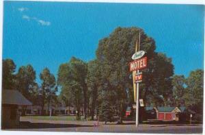 Sunset Motel Evanston Wyoming WY