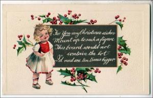 Christmas - Girl & Verse  (Winsch)