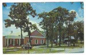 Jim and Rena Swick Cafetorium, Florida Sheriffs Boys Ranch, Live Oak, Florida...