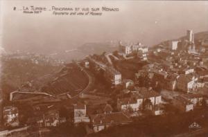 Monaco Panorama and View Of Monaco Photo