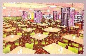 IL Chicago YMCA Hotel Cafeteria Curteich