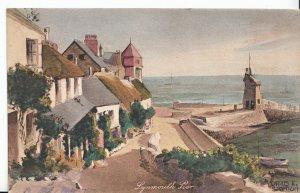 Devon Postcard - Lynmouth Pier    ZZ3124