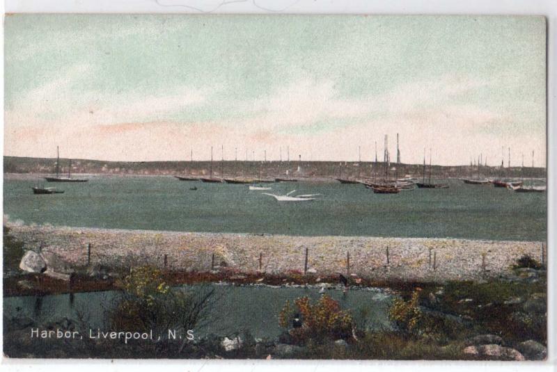 Harbor, Liverpool NS
