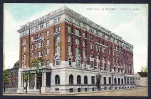 New YMCA Building Dayton OH used c1908