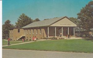 Show-Armentrout Auditorium, Glade Valley School, GLADE VALLEY, North Carolina...