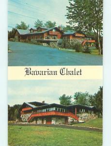 1980's Bavarian Chalet Restaurant Westmere Albany - Troy Schenectady NY v7837@