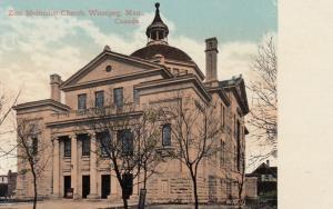 WINNIPEG , Manitoba , Canada , 00-10s ; Zion Methodist Church