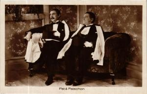 CPA AK PAT and PATACHON. Ross Verlag 3284/2 Film Star (601720)