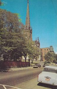 Cathedral Of Our Lady Of The Immaculate Conception, Saint John, New Brunswick...