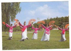 Fan Dance #4 , Korea , 50-70s