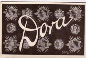 TUCK #31; RP: 11 portraits of Dora, 1900-10s