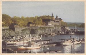 Akershus Castle , OSLO , Norway , PU-1950