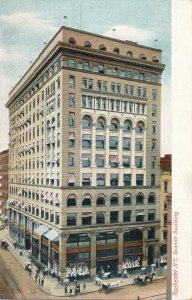 The Granite Building at Rochester NY, New York - UDB