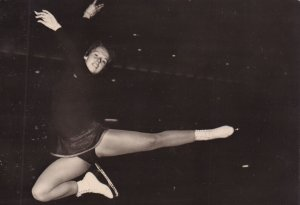 RP: Figure Skaters SENGSTSCHMID HELLI - Rakousko, 1950-60s
