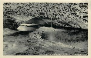 Germany Solbad Frankenhausen Barbarossa Hohle cave interior
