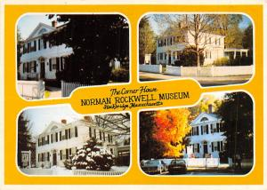 Norman Rockwell Museum - Stockbridge, Massachusetts