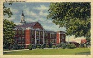 High School - Dover, Delaware DE