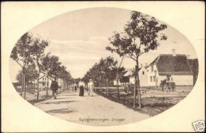 denmark, DRAGØR, Sydgrønningen (1910s)