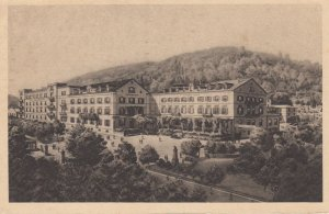 Victoria-Hotel , Heidelberg , Germany , 1929