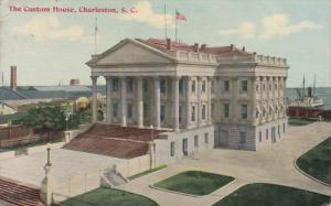 CHARLESTON, South Carolina, 1900-1910's; The Custom House