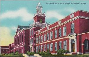 Indiana Richmond Richmond Senior High School