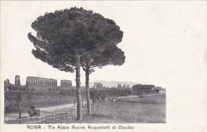 Italy Roma Rome Via Appia Nuova Acquedotti di Claudio