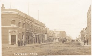 RP: Main Street (dirt) , WEYBURN , Saskatchewan , Canada , 00-10s