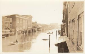 RP: SUNBURY , Pennsylvania,  Flood of 1936 # 2