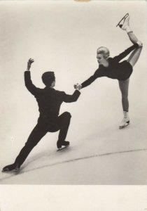 RP: Figure Skating , 1950-60s ; #8