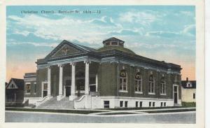 BARTLESVILLE , Oklahoma , 00-10s ; Christian Churh