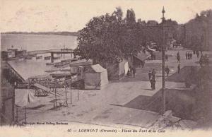 Lormont , France , 00-10s : Place du Fort et la Cale