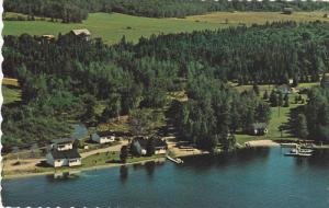 Manor Park Housekeeping Cottages , BURK'S FALLS , Ontario , Canada , 50-60s