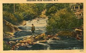 Greetings from Plattekill, New York