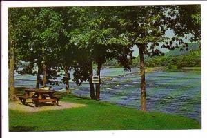 Rest Stop, Susquehanna River near Port Trevorton, Pennsylvania, Swimming Preh...