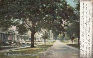 JACKSONVILLE , Florida , 1907 ; Riverside Avenue